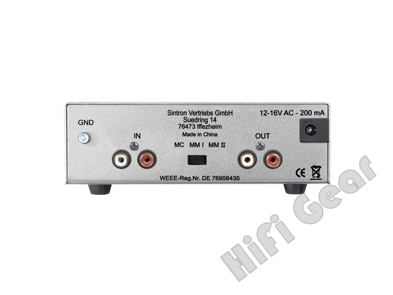 Dynavox TC 2000 Phono Amplifier - HiFi Gear offer high